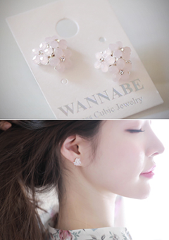 Singing Blossom Earrings