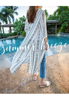 Cover Long Cardigan