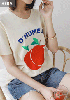 Apple Dhumeur T-Shirt