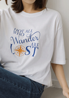 Wandering Around T-Shirt