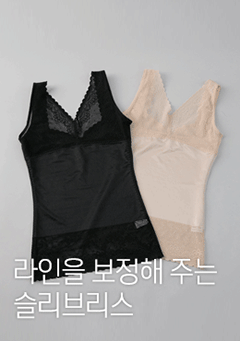 Dot Lace Shaping Sleeveless