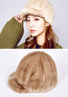 Mink Hat For You