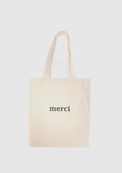 Merci Eco Bag