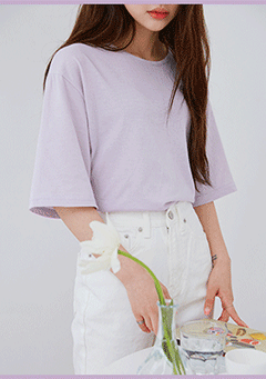 Mossbean Basic T-Shirt