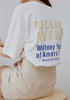 Richard Typo Tee