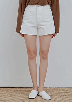 Slit Cutting Shorts