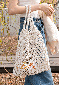 Net Twist Bag