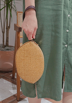 Winding Rattan Multi Bag