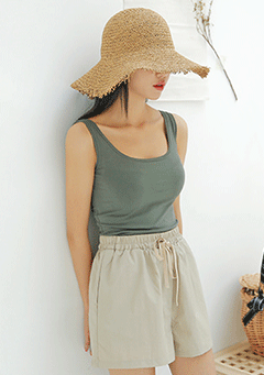 Soft Slim Sleeveless
