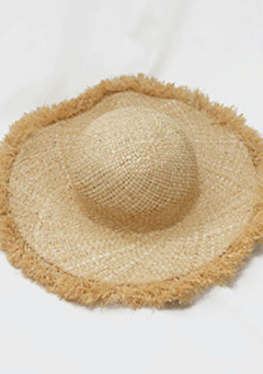 Mooar Straw Summer Hat