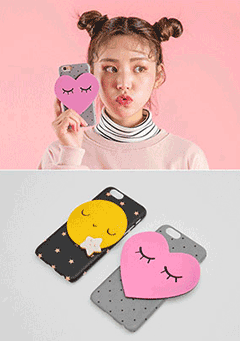 Blink Lash Phone Case