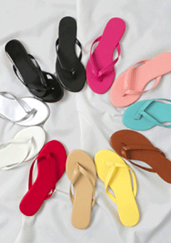 Luray Unicolor Flip-Flop