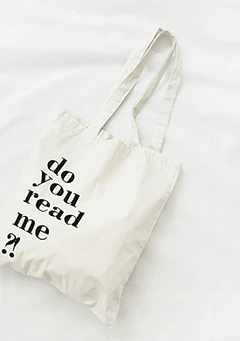 Do You Read Me Tote Bag