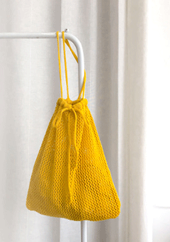 Mini Sunflowers Net Bag