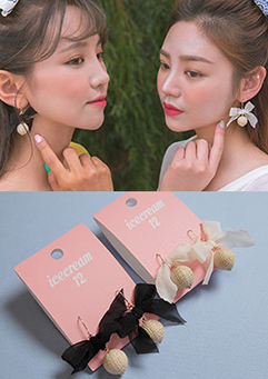 Right Sense Of Beauty Earrings