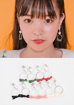 Suddenly Cold Earrings