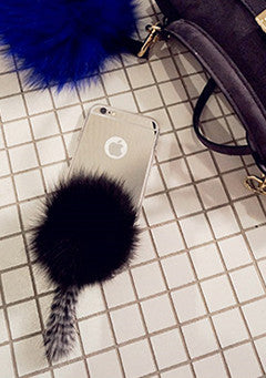 Raccoon Tail Phone Case