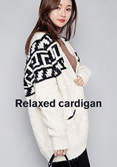 It Pauses Hours Cardigan