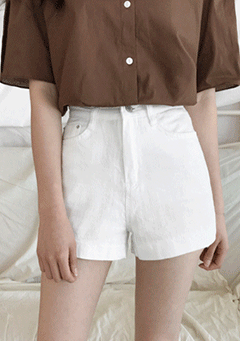 Seaview Culotte Shorts
