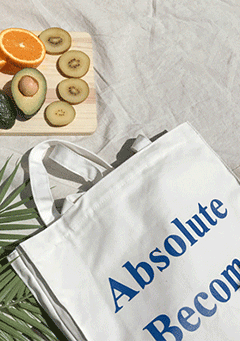 Absolute Become Curious Tote Bag