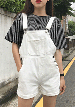Great Work Dungarees Jumpsuit