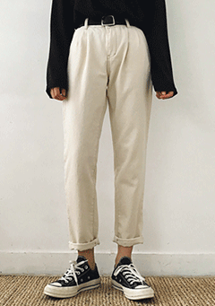 Obaasan Wide Legs Pants