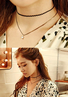 Wavy Layered Chocker