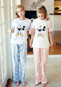 Yawning Mickey Mouse Tee