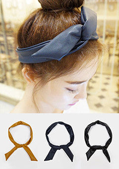 Silky Hair Band