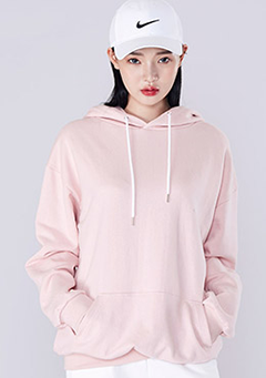 Oversized Pouch Pocket Hoodie