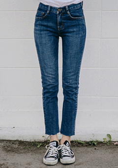 Plain and Simple Jeans