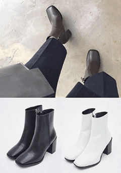 Ankle High Bulk Boots