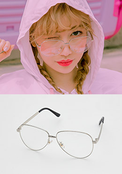 Hidden Tears Glasses