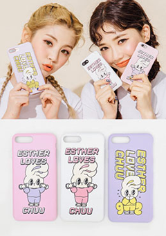 Estherloveschuu iphone case vol.4