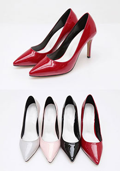 Huggable Feet Pumps
