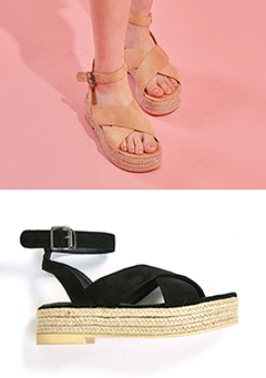 In One Dream Sandals