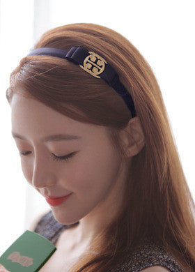BUBBLE N CHIC<BR>Bobo Ribbon Hair Band
