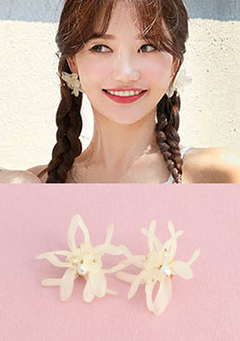 Self-Grown Flowers Earrings