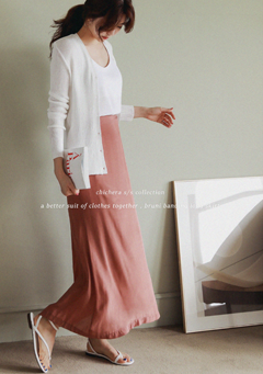 Enlightenment Maxi Skirt