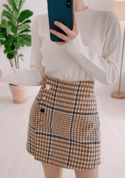 Small Record Shop Skirt