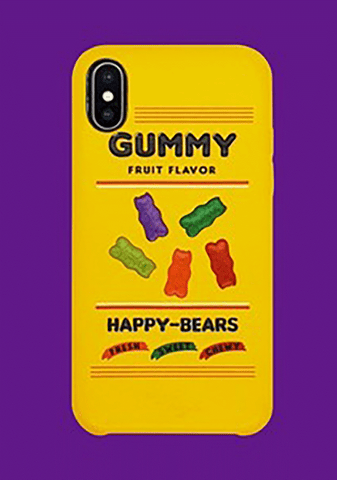 Embossing Case - Happy Gummy