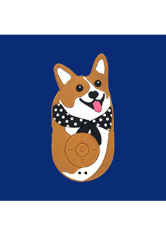 Bluetooth Speaker - Welsh Corgi