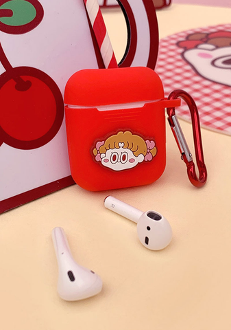 Cherry Pie. Leegong Cherry Cola Airpods Case