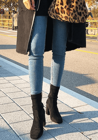 Choose My Path Ankle Boots