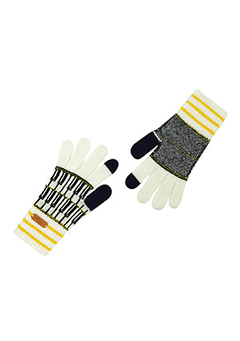 Touch Screen Gloves - Piano