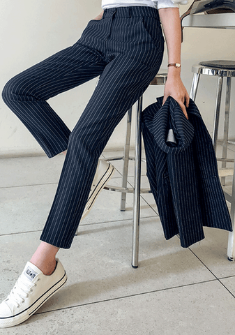 The Perfect Experience Stripes Slacks