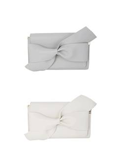 Romantic Ribbon Clutch