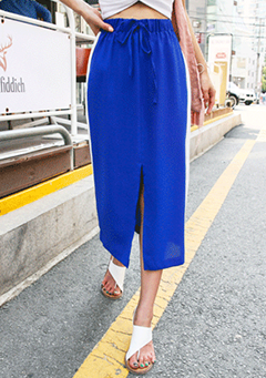 Training Line Midi Skirt