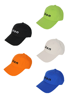 LEON Embroidered Baseball Cap