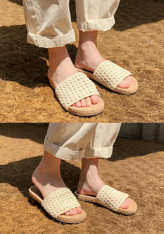 Crochet Daily Slip-on (2cm)